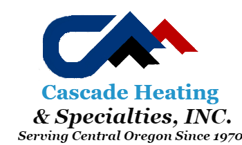 Heating and Cooling in Bend Oregon. Cascade Heating & Specialties your heating and cooling experts.