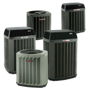 trane air conditioners redmond or